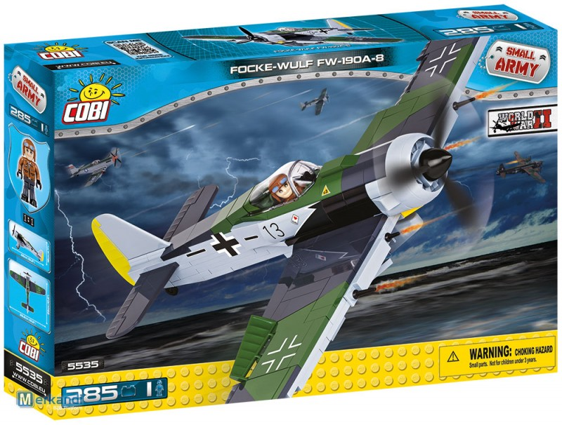 Small Army //5521+5522// Junkers JU 87B and PZL P-23B Set of 2 Airplanes