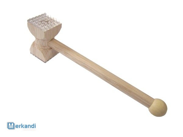 Wooden Pestles Hammers For Meat Pounder Hammer