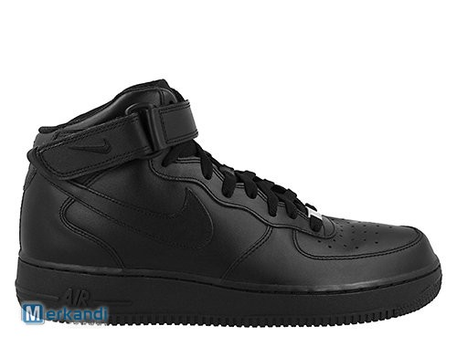 Nike Air Force 1 Mid 07 Zapatos 315123001 [150676] Stock Lote Zapatos 07 3d487f
