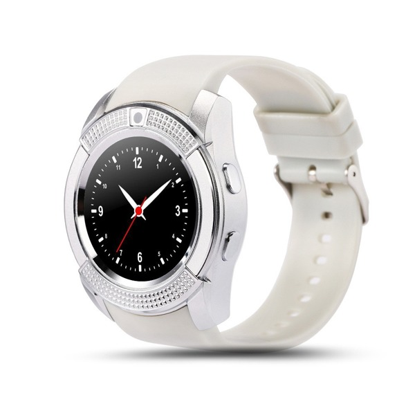 SMART WATCH V8 WHITE | Watches | Official archives of