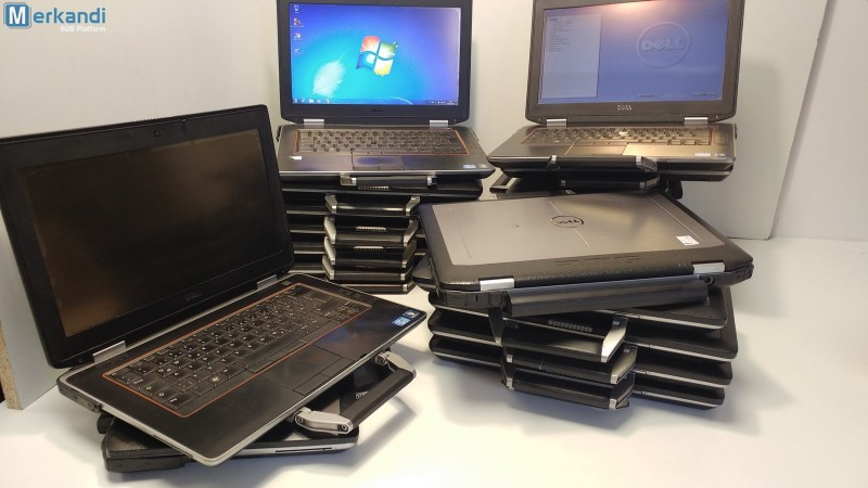 Dell Latitude E6420 ATG I7 120GB SSD 500HDD Touch Rugged Notebook