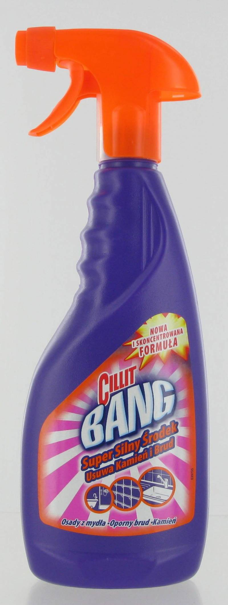 CILIT Bang Super extra strong cleaning product