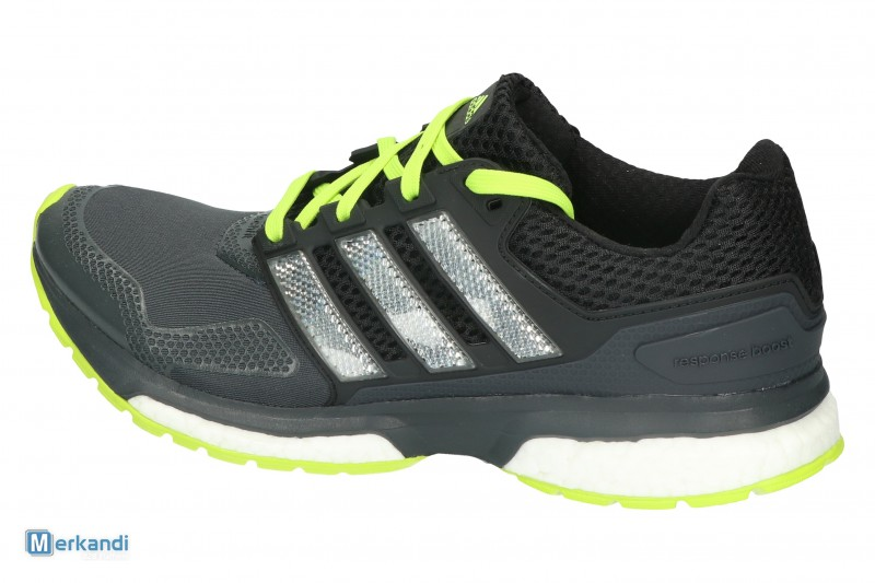 huge discount 61d30 dca57 ... Adidas Response boost 2 techfit m (B33512) Fitness   Running Shoe - NEW  image