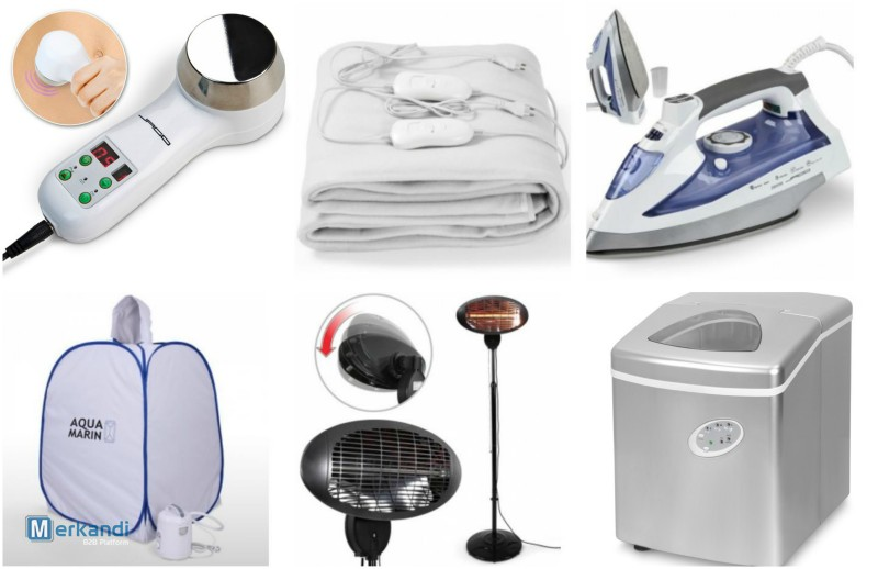 Electric appliances/ mixed goods/ mixed electronics ...