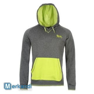 I recommend the offer: Men's Hoodies Lonsdale price £ 11 each [26276] |  Stock lot clothing | merkandi com