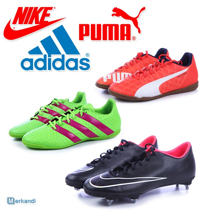 bádminton literalmente siguiente  ADIDAS, NIKE, PUMA soccer shoes for men wholesale | Sport shoes | Official  archives of Merkandi | merkandi.com - Merkandi B2B