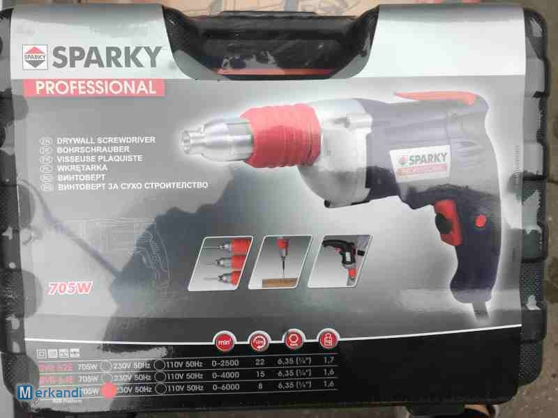 fa5dae9c8eb34f ... NEW | SPARKY Tool Items | 5,000 pieces | with original packaging image  4 ...