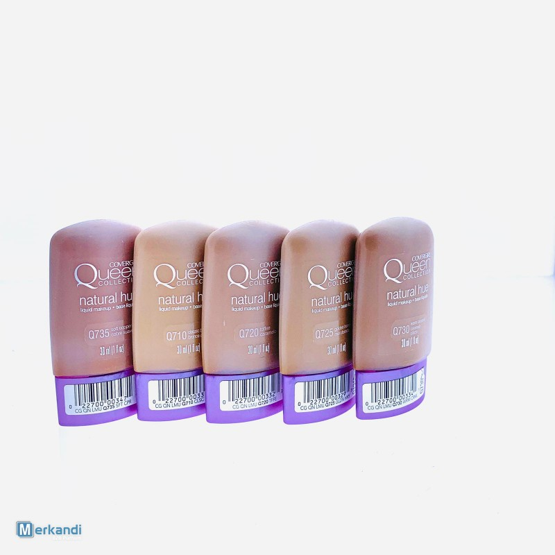 Covergirl Queen Collection Oil Free