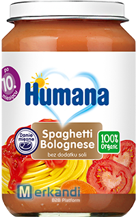 Humana Baby Food In Jar Remainders Food Stocks