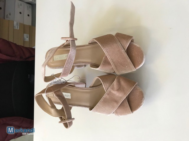 lace up in best new product EX PRIMARK SHOES FOR WOMEN £5.50 per kg | Stock lot shoes ...