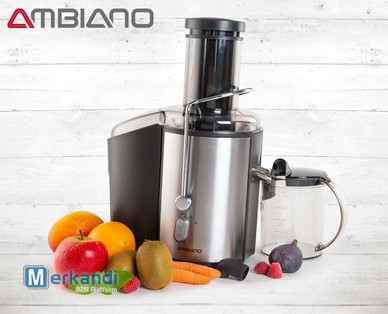Juice extractor AMBIANO | Kitchenware | Official archives of