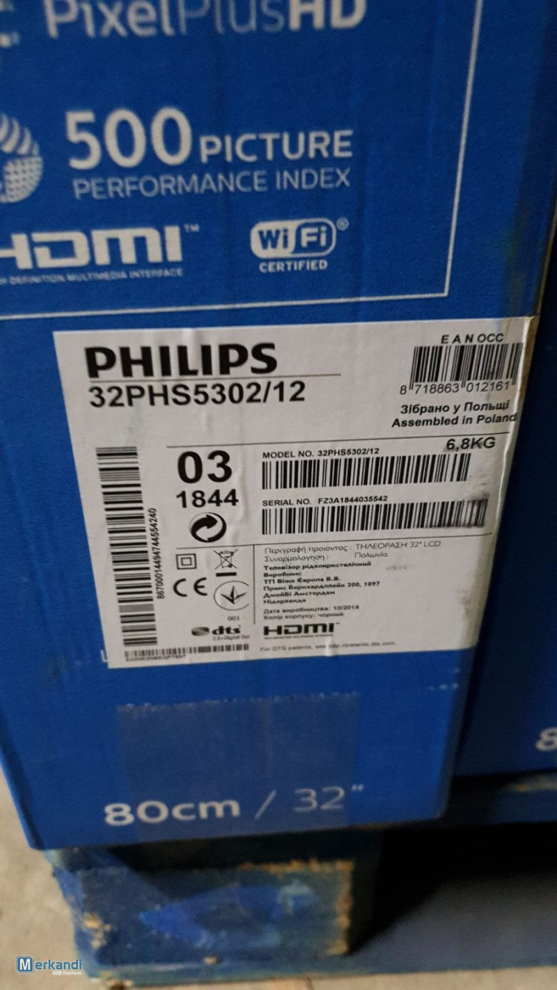 Philips smart TV full HD 32 inch | Televisions | Official
