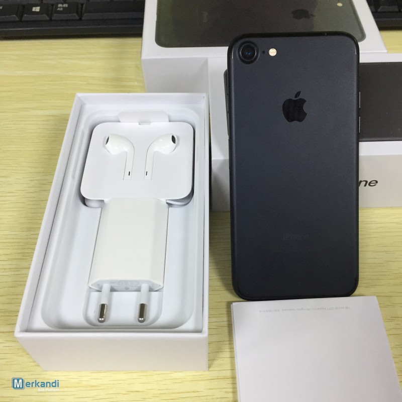 wholesale dealer 3a021 bf9c3 I recommend the offer: WHOLESALE - APPLE IPHONE 7 32/128 GB - REFURBISHED  AS NEW - FULL KIT [324932]   Smartphones & mobile phones   merkandi.com
