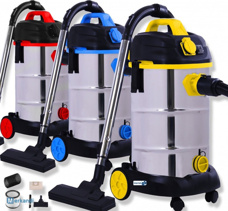 MaskoR Industrial Vacuum Cleaner Wet Dry