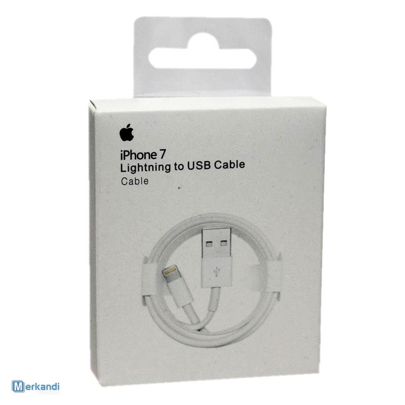 best service 6c6bc 4ad92 iPhone 7 Lightning to USB cable OEM | Mobile phones accessories ...