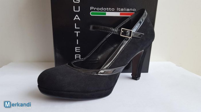 MADE IN ITALY IN LEATHER