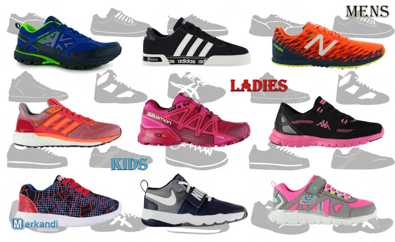 Sports Direct Mix Clearance - Kids Ladies Mens shoes ... c0b02c7ee