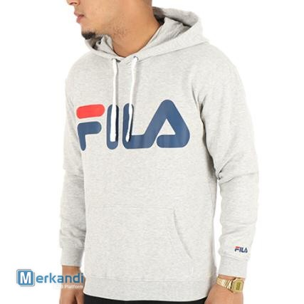 1dceb8a67d4c FILA hoodie man 3 colors (black, navy, gray) [314891] | Men's ...