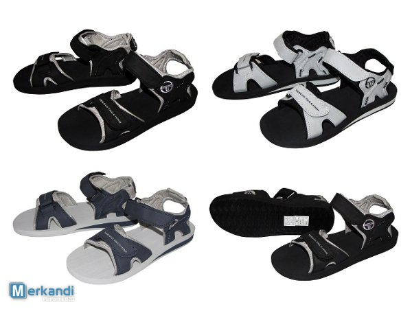 Sandals shoes sports footwear Sergio Tacchini for MEN WOMEN, sizes 36