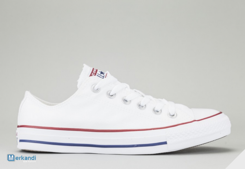 Converse Grade School Chuck Taylor All Star Oxford (White