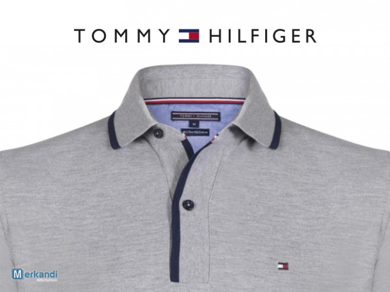 5adb89507 TOMMY HILFIGER POLO SHIRTS WHOLESALE | Men's clothing | Official ...