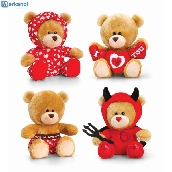 Assorted Pugsley Plush Dogs By Keel Toys Valentine S Day Gifts