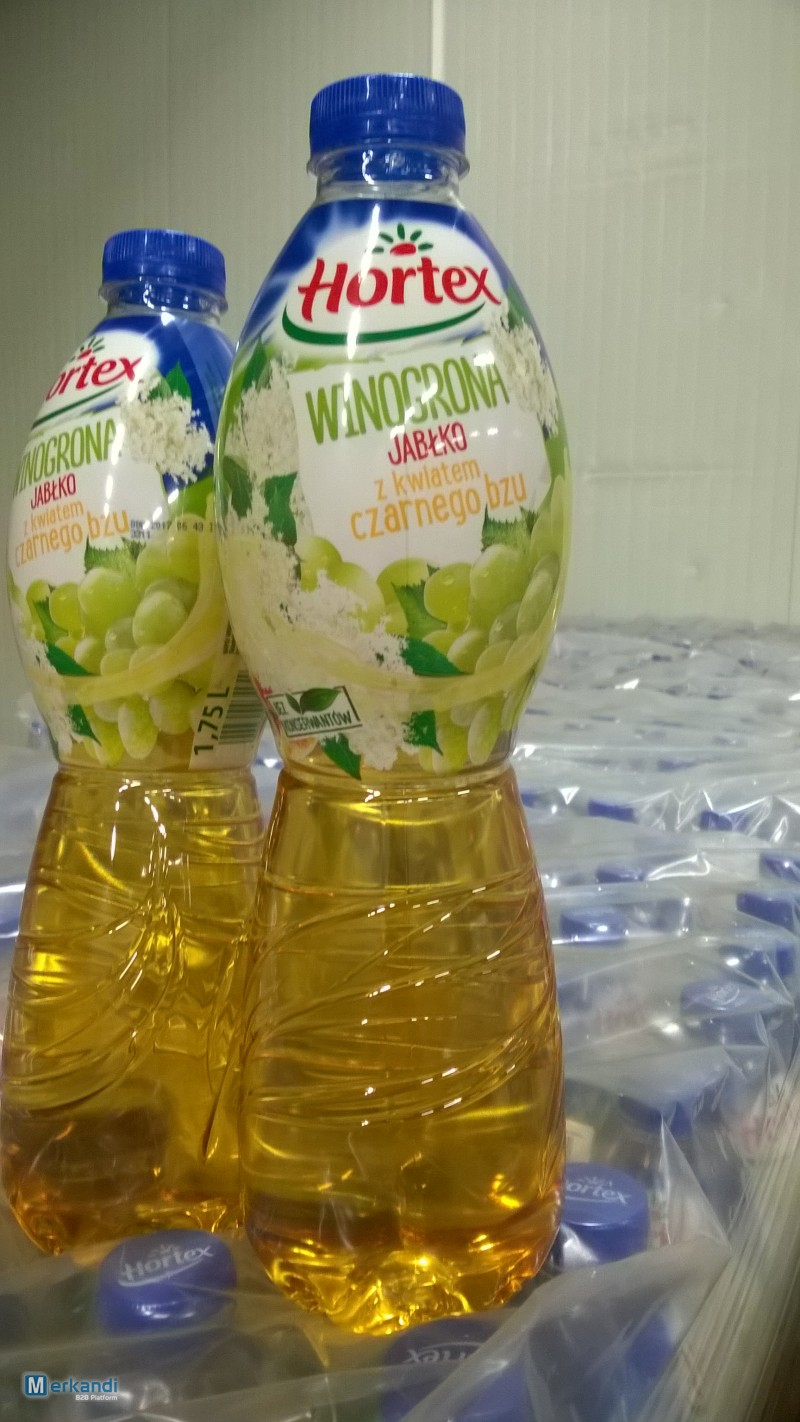 HORTEX 1,75l juice drink | Short-dated food | Official
